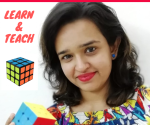 Online Video Course for 3x3 Rubiks Cube in Hindi courses in Pune